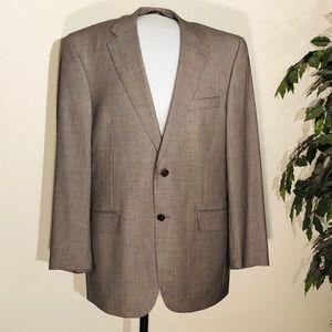 Jos A Bank Charcoal Sportcoat